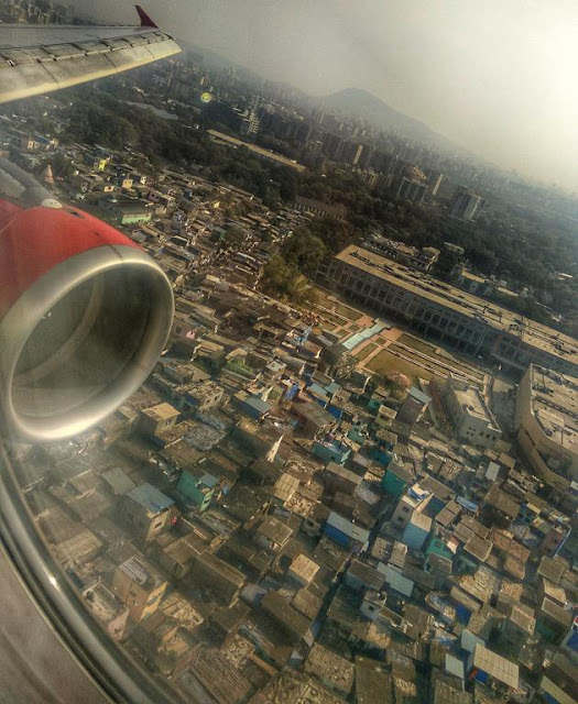 our world tuesday, mumbai, bird's eyeview, india,