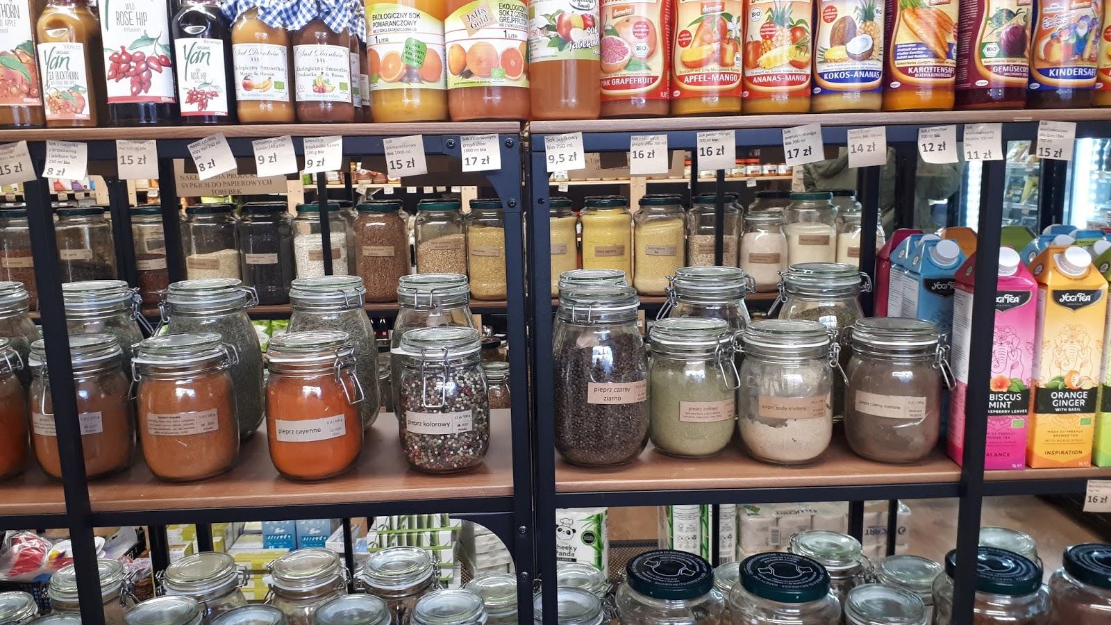 Avocado Vegan Shop Gdańsk Wajdeloty