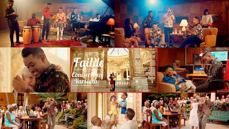 Orquesta Failde - ¨Concierto en Varsovia¨ - Videoclip - Director: Yeandro Tamayo. Portal Del Vídeo Clip Cubano. Música instrumental cubana. Son. Cuba.