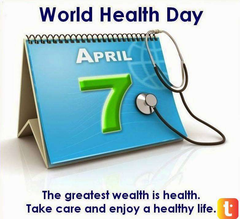 World Health Day Wishes Awesome Picture