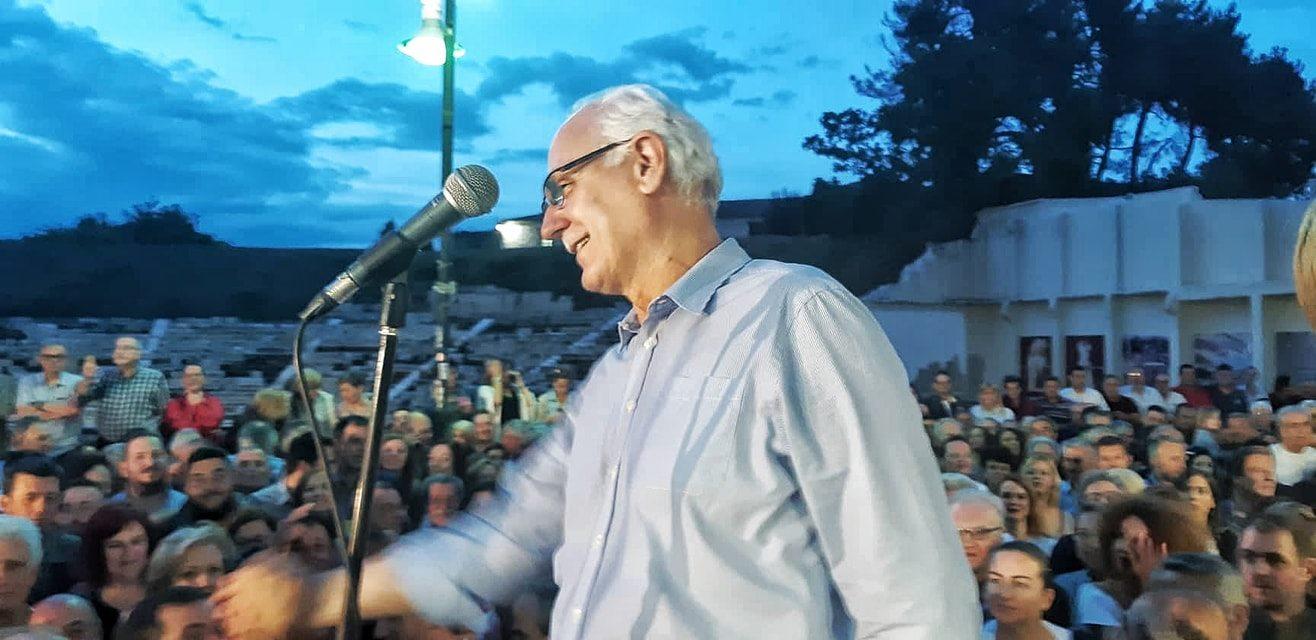 Μεγάλη εκλογική νίκη Απόστολου Καλογιάννη στη Λάρισα - Τελικά αποτελέσματα