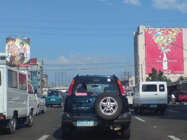 Billboard Advertising - Outdoor & OOH Advertising Philippines