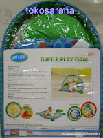 Baby Playmat Pliko PK31629 Turtle PlayGym