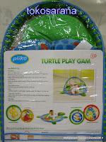 Baby Playmat Pliko PK31629 Turtle PlayGym
