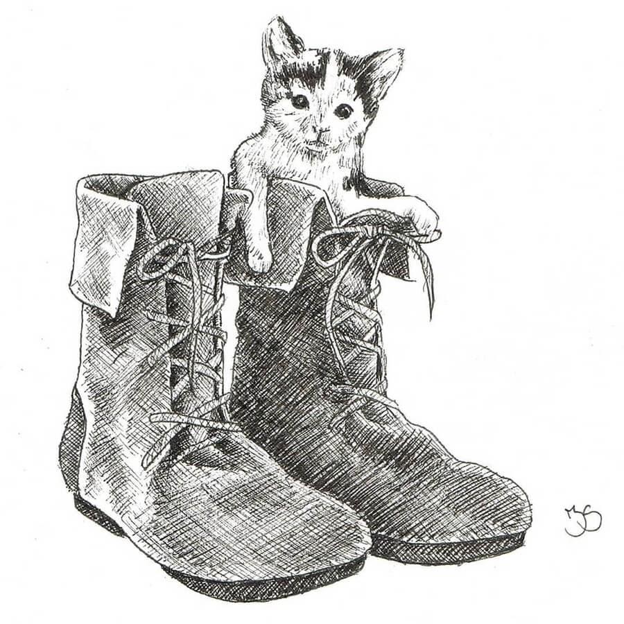 05-Puss-in-boots-Julia-Bangert-www-designstack-co