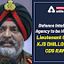 Defence Intelligence Agency to be Headed by Lieutenant General KJS Dhillon under CDS Rawat