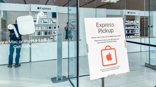 Apple is expanding its fast-selling stores as Corona cases increase