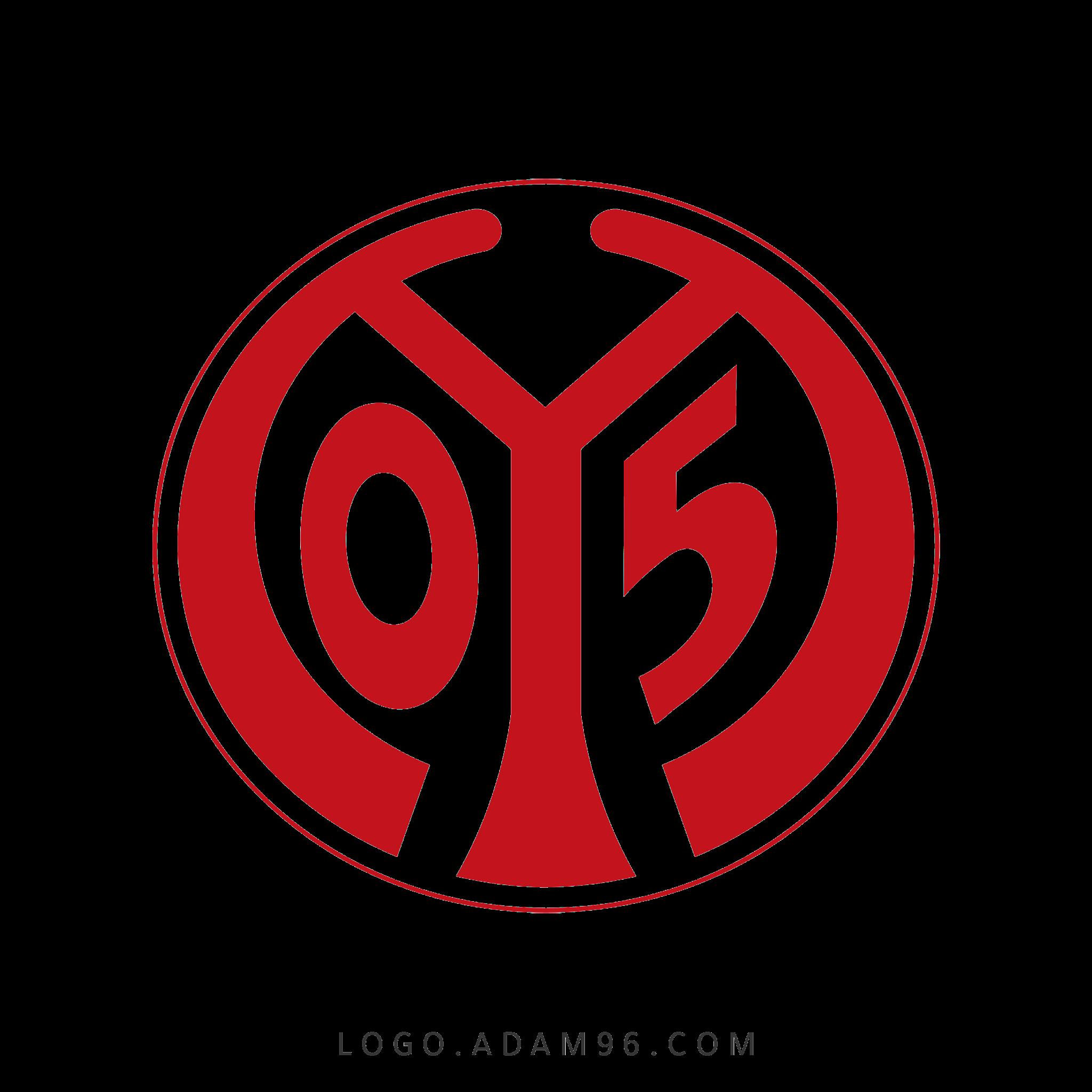 تحميل شعار نادي ماينتس لكرة القدم لوجو اصلي عالي الدقة بصيغة شفافة Logo Mainz PNG