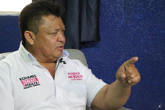 El pitcher contrario ya está cansado: Ismael Peraza Valdez.