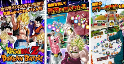 Dragon Ball Z Dokkan Battle Mod Apk (JAPAN)