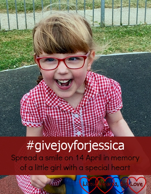 Give Joy For Jessica