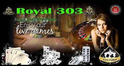 Situs IDN Poker Terbaik 2020 Royal303