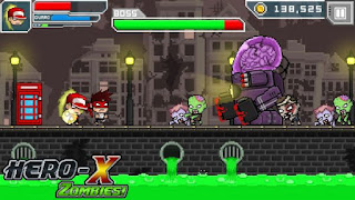 HERO-X: ZOMBIES! Apk Mod Hack