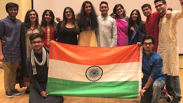 Image Attribute: A file photo of Indian Students in Canada / Source: Youtube screengrab