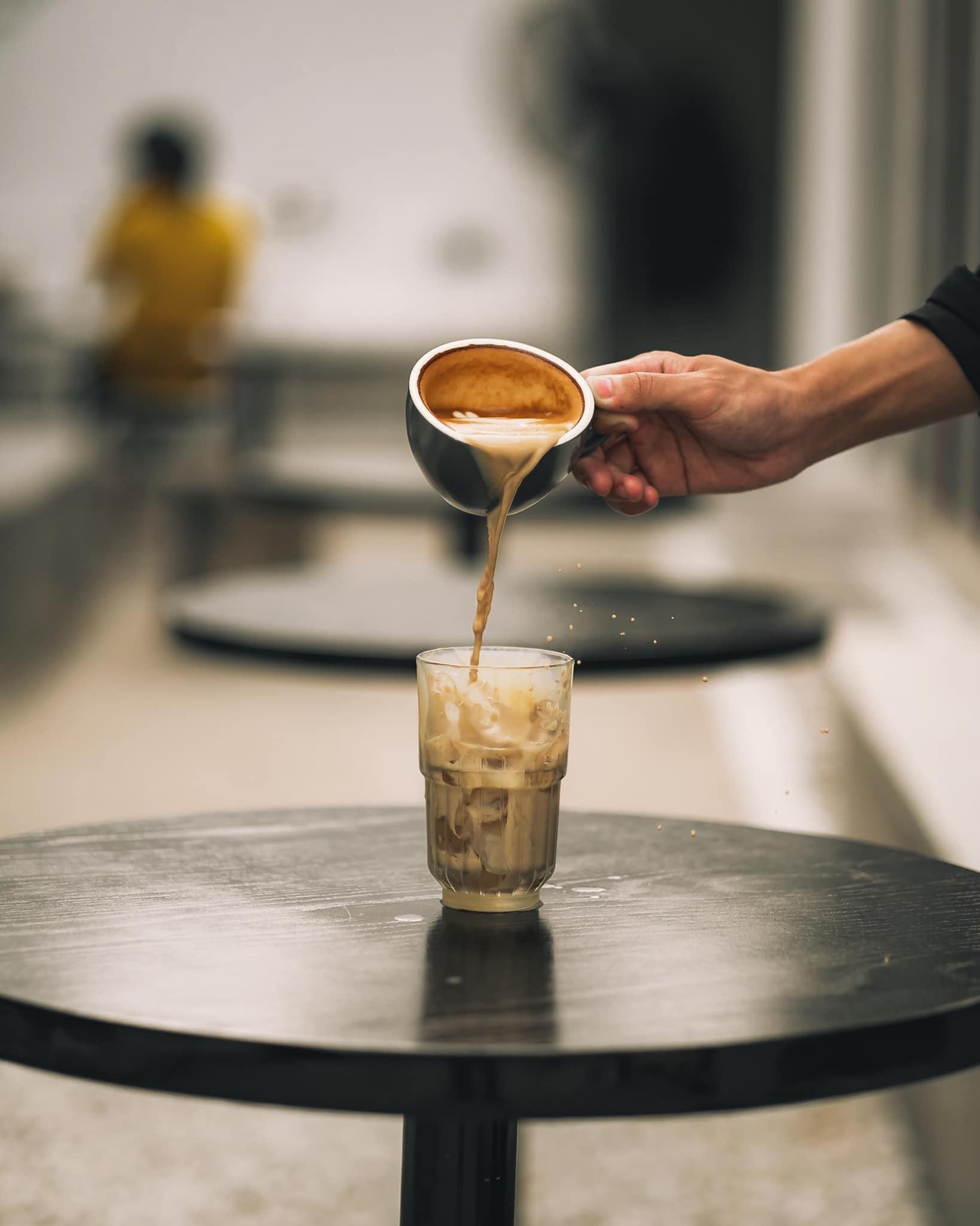 Doryo Cafe & Tea  - Quán cafe Gò Vấp sống ảo & chill