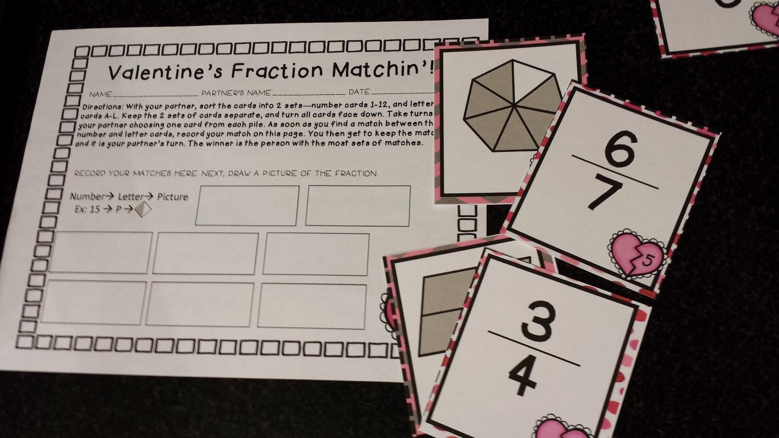 The 4th Grade Journey Mathematical Monday Valentine S