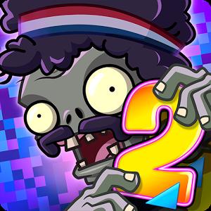 Plants vs Zombies 2 v7.7.2 Apk Mod+Data [Dinheiro Infinito]