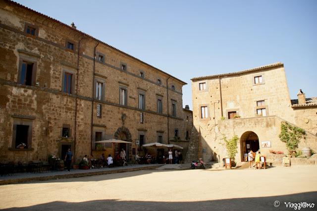 Palazzo Alemanni sede del Museo geologico delle Frane