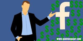 Syarat untuk memonetisasi fanspage facebook