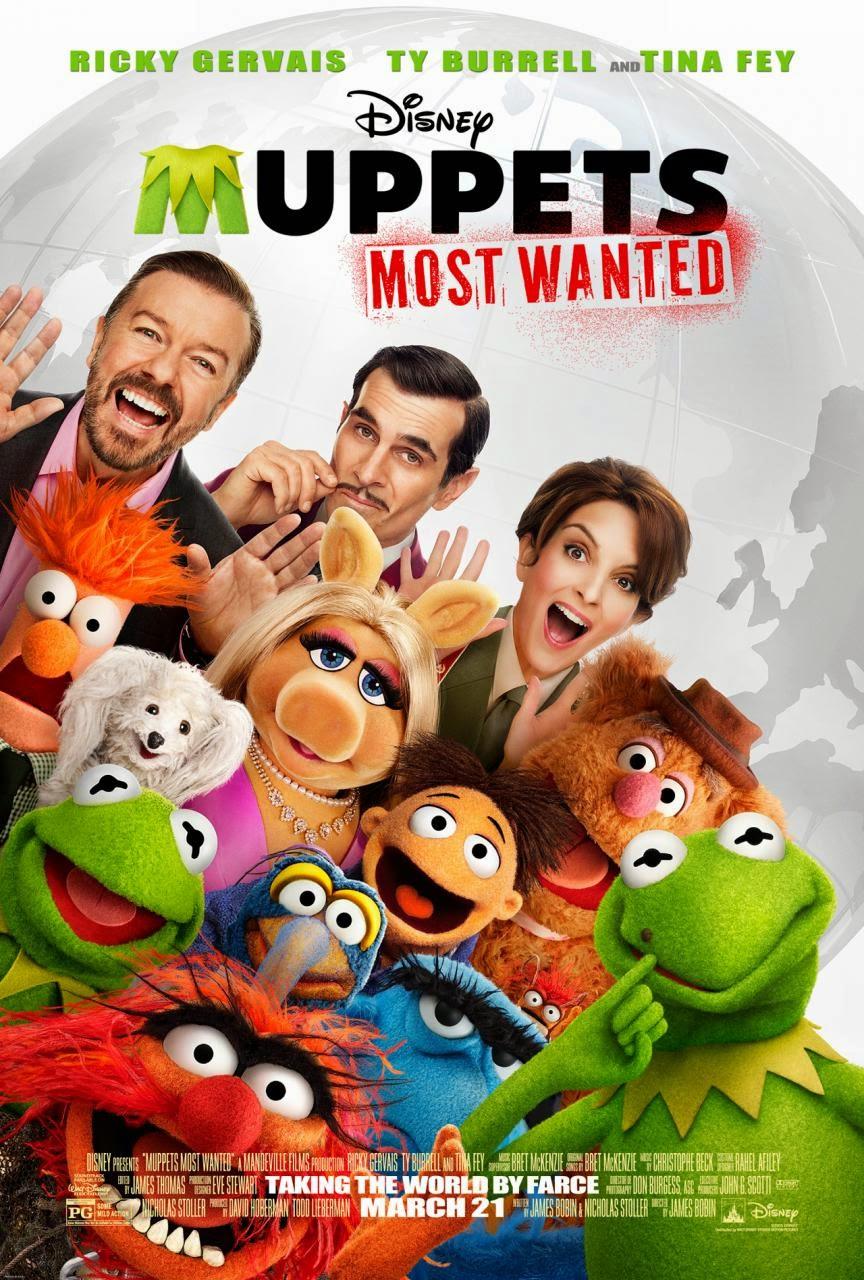 muppety poza prawem film recenzja kermit piggy zwierzak