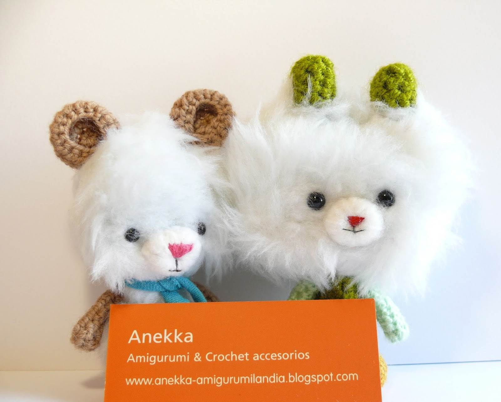 plush teddy bear anekka handmade