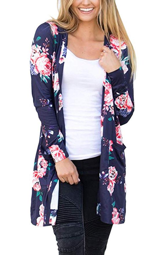 Coat Tops Outwear - Blue2