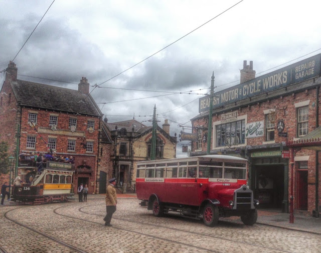 13 North East Days Out which are perfect to enjoy with Grandparents  - beamish