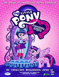 My Little Pony: Equestria Girls (2013) [Latino]