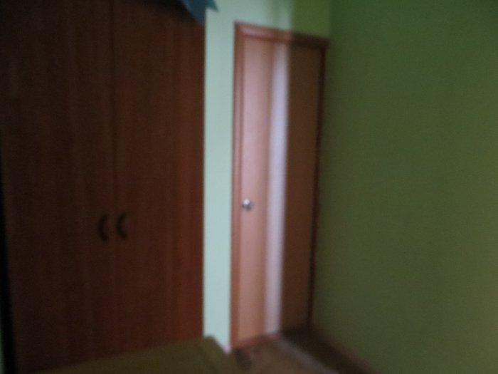 шкаф и дверь