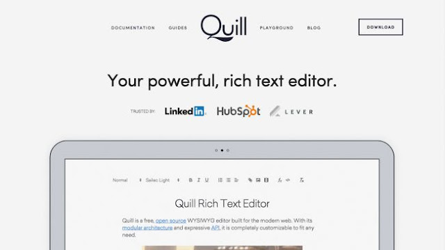 Quill-Web Design tools to streamline your workflow and  boost creativity-Hire A Virtual Assistant