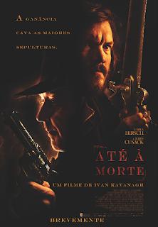 Até à Morte - Poster & Trailer