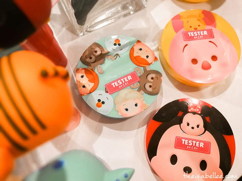 Disney Tsum Tsum x Cathy Doll Oil Control Blur Pact
