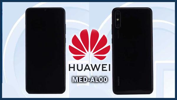 شركة هواوي تكشف عن هاتف جديد باسم Huawei MED-AL00