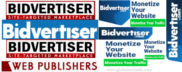 How to Earn Money With BidVertiser - Make Money from your Website and Traffic  