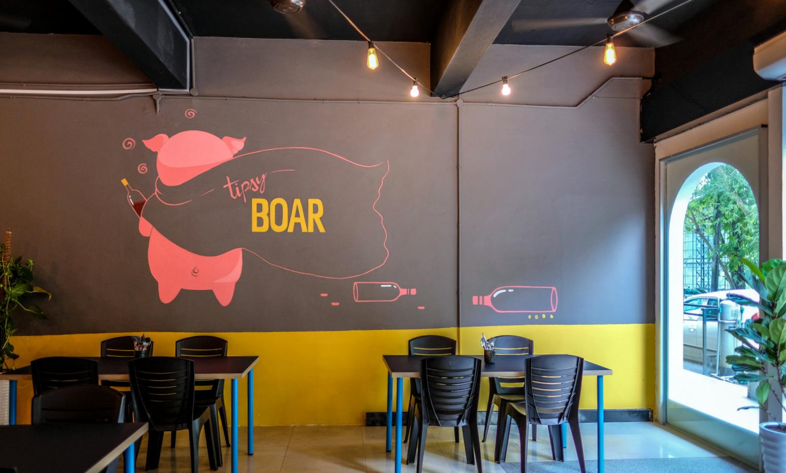 Tipsy Boar @ Section 17, Petaling Jaya