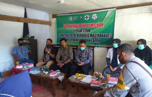 Puskesmas Balangnipa Intens Sosialisasikan Implementasi  Program STBM