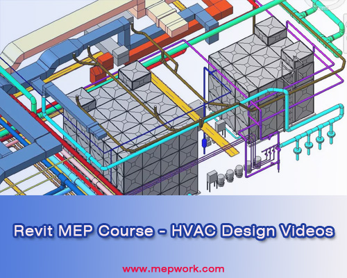 Free Revit MEP Course - HVAC Design Videos