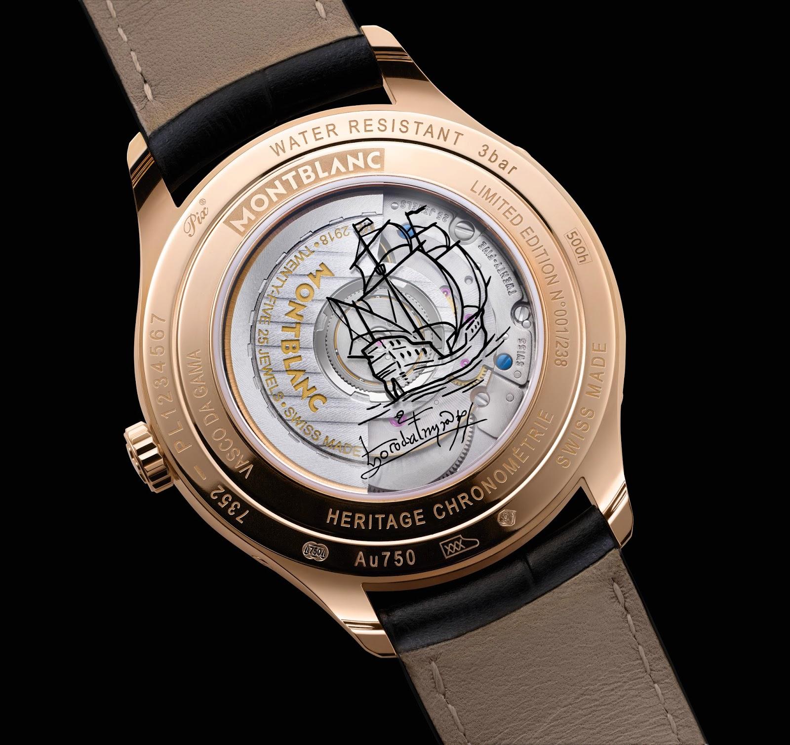 Montblanc Heritage Chronométrie debajodelreloj14