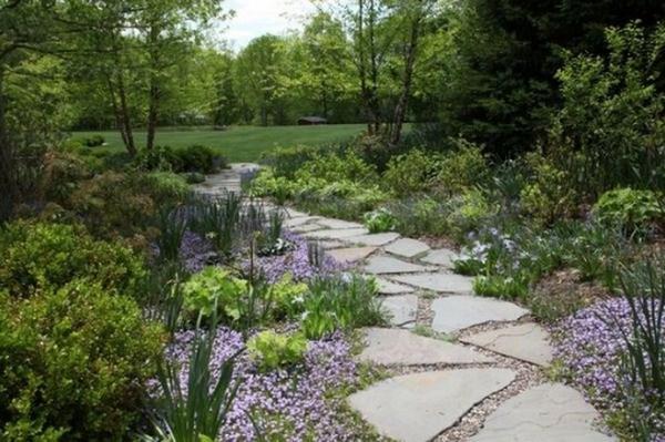 Garden Paths A Cool Design