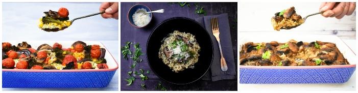 Vegan Rice Dishes