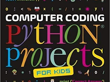 Ebook Computer Coding Python Projects for Kids