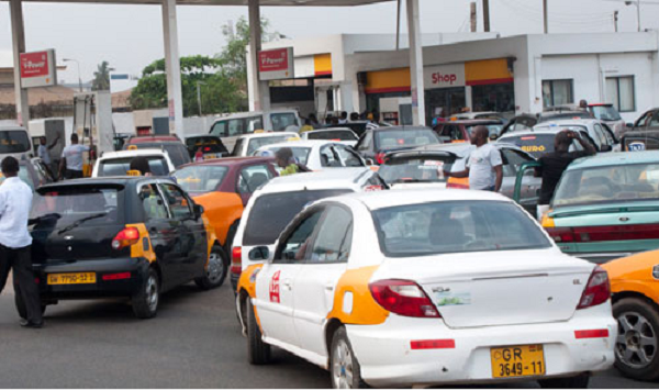 Takoradi Commercial Drivers not Happy with 13% Transport Fare Increment