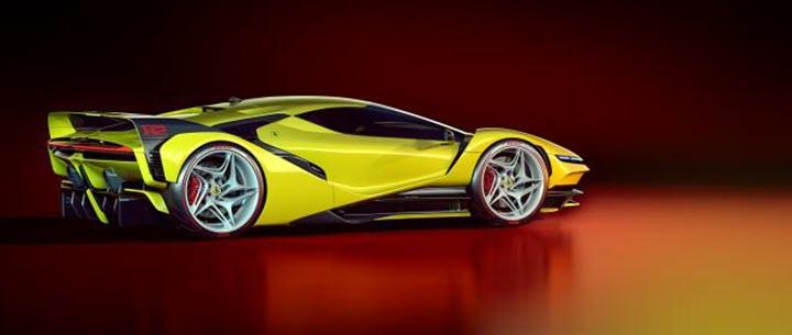 Concept Ferrari F42: Bản thiết kế siêu đẹp