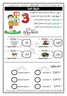 مذكرة اساليب لغة عربية للصف الثاني الابتدائي الترم الثاني للاستاذ محمود مصطفى خشبة