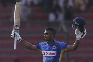 Danushka Gunathilaka 133 vs Pakistan Highlights