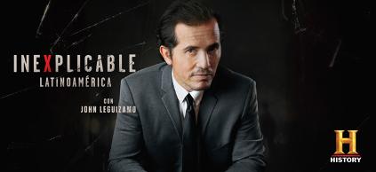 """History está de estreno: llega """"Inexplicable Latinoamérica"""", con John Leguizamo"""