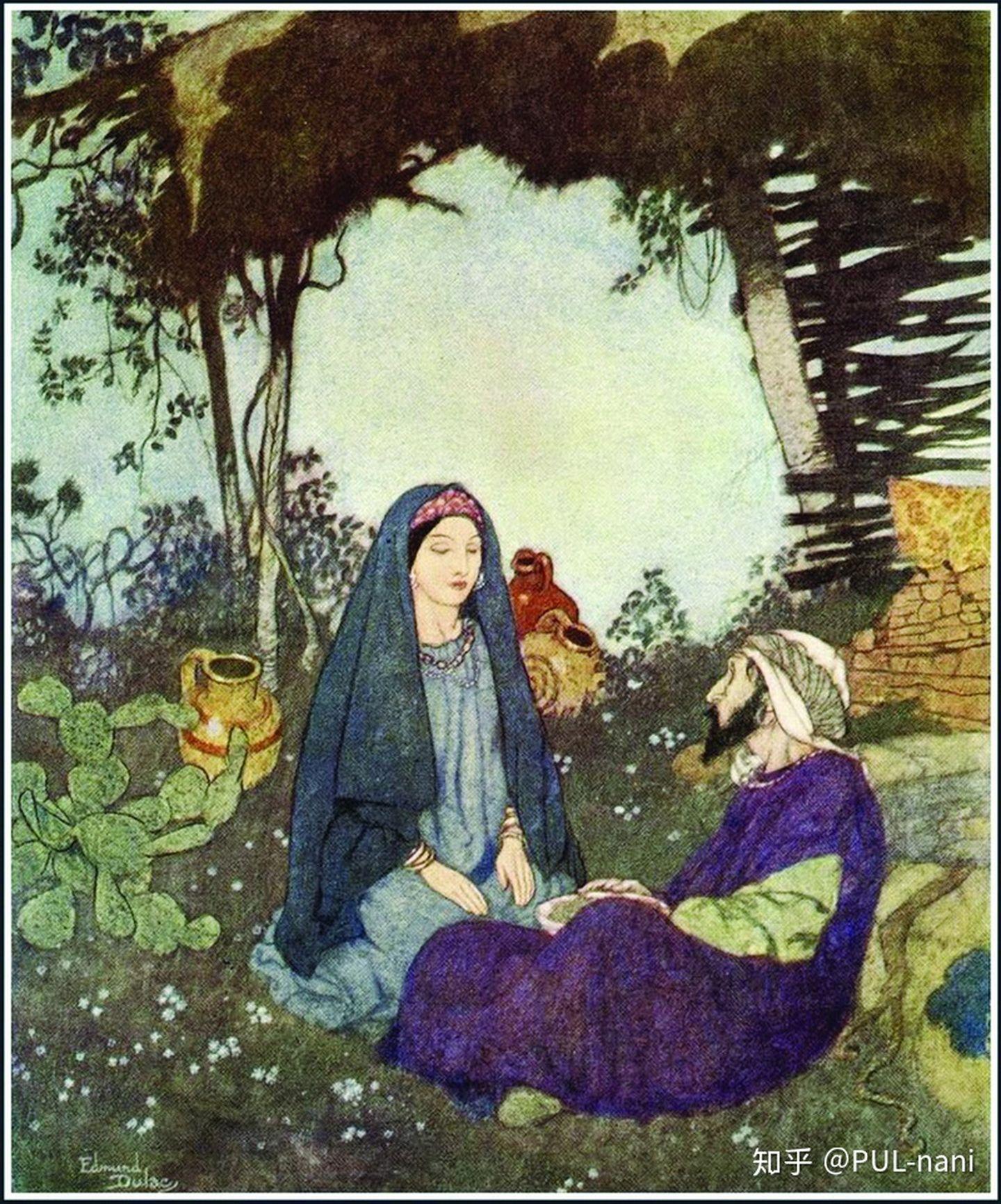 LAYLA & MAJNUN: Nasib Cinta Perempuan Arab pada Abad ke-7