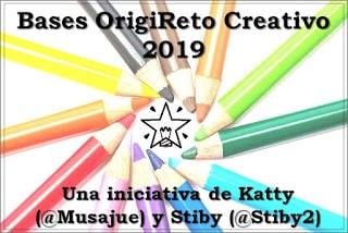 Cartel #OrigiReto2019