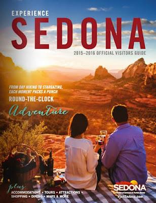 احصل على كتالوج السياحة في سيدونا اريزونا مجانا الى باب منزلك