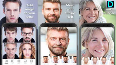 FaceApp - AI Face Editor APK Download latest version 3.4.9.1 for Android on www.DcFile.com
